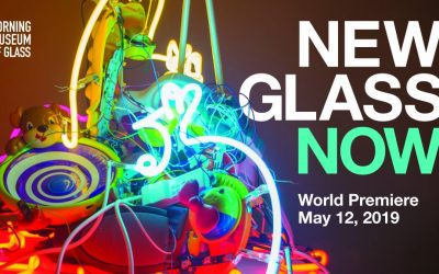 "Berengo Studio features in Corning Museum of Glass exhibition ""New Glass Now"""