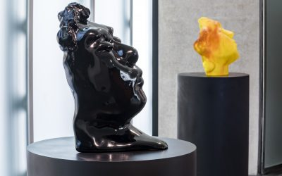 German artist Thomas Schütte features Berengo glass in public exhibition