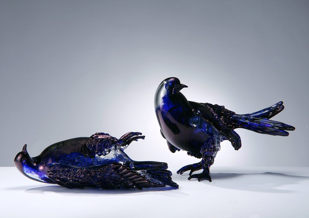 Jan Fabre's Shitting Doves of Peace and Flying Rats