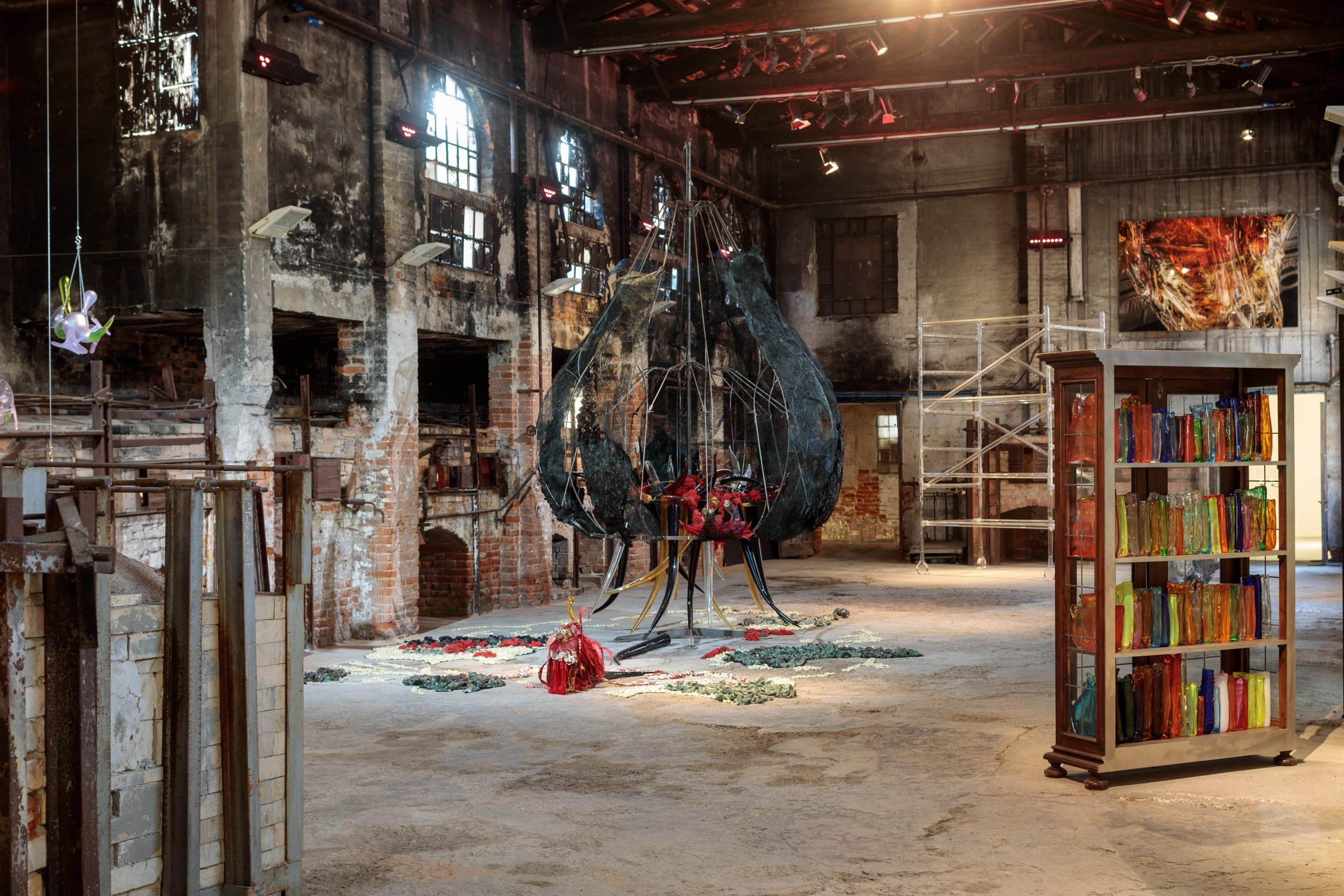 Fondazione Berengo Art Space Central Room