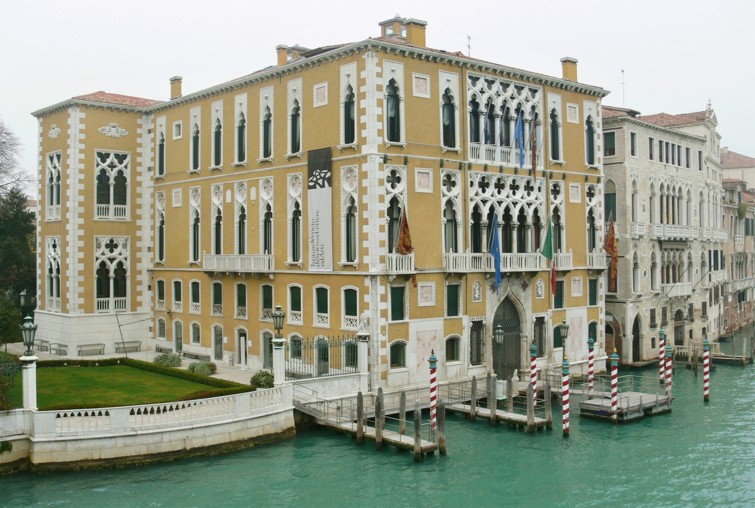Fondazione Berengo, Palazzo Franchetti
