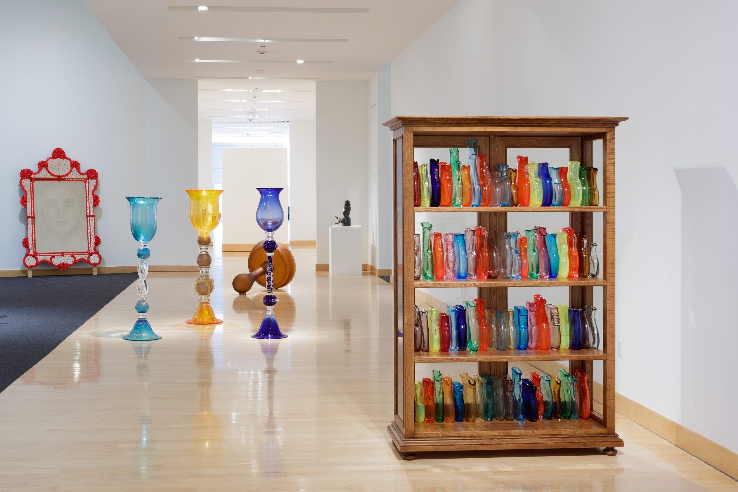 Glasstress Boca Raton 2021 - Installation View