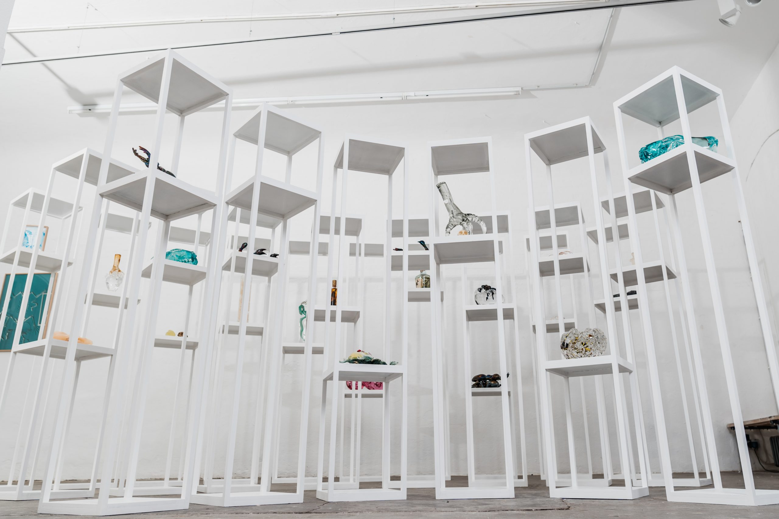 Marlene Bart, Taxa & Theater of Memory, Exhibition View