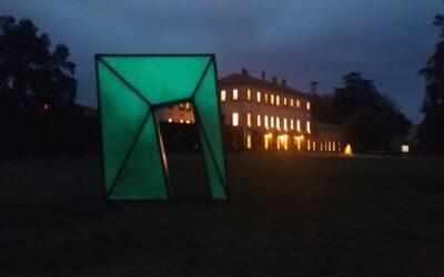 "Chiara Dynys at Villa Panza: ""A Journey through light"""